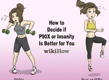 Insanity o P90x?