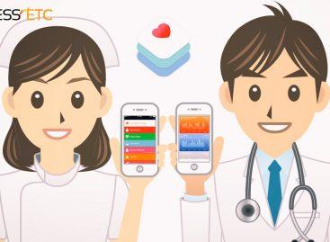 App sulla salute di Apple