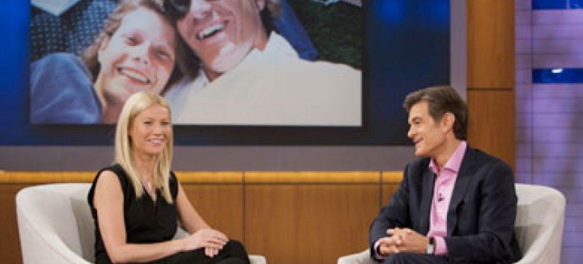 Consigli di Gwyneth Paltrow per migliorare la propria salute