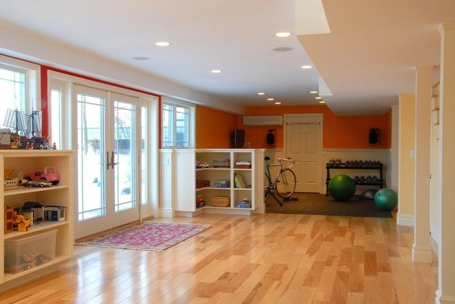 Come fare una palestra in garage - Costruire palestra in casa ...