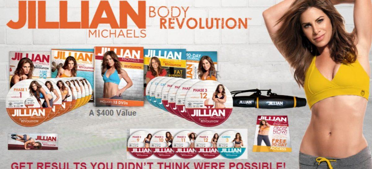 Body Revolution: Allenamento a casa
