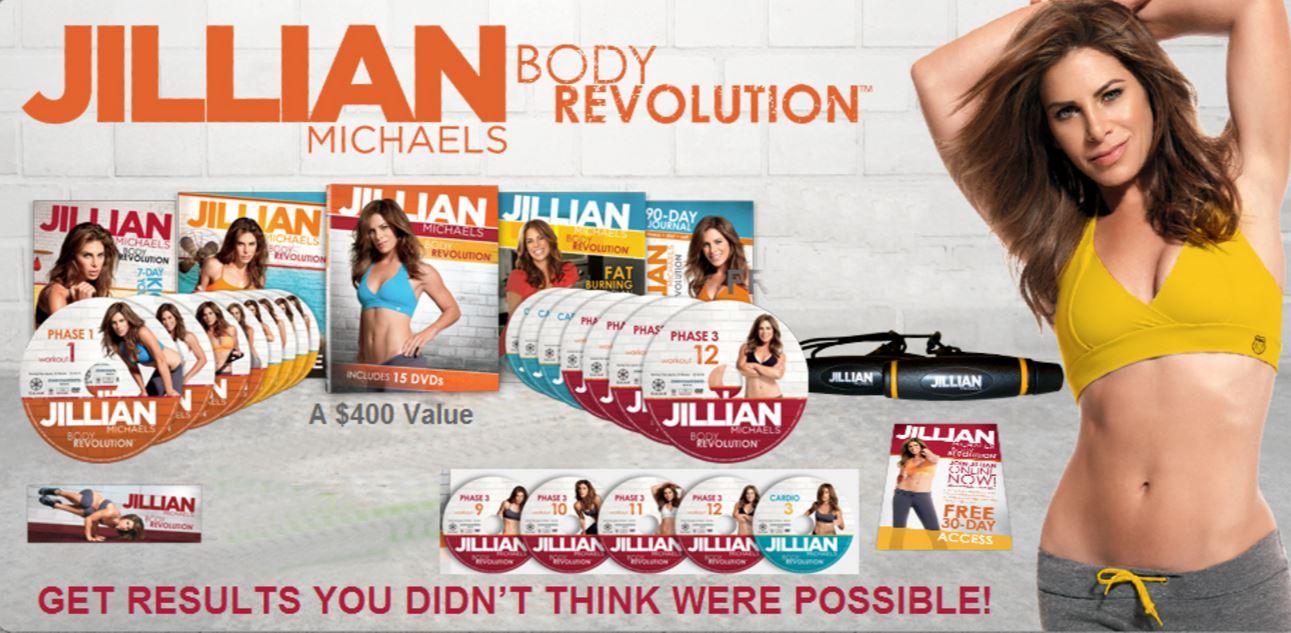 Allenamento a casa: Body Revolution
