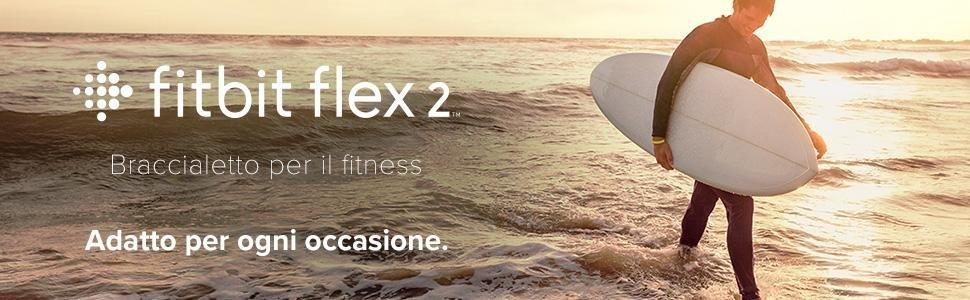 acquistare il Fitbit Flex 2