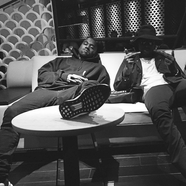 Kanye West Ultra Boost Adidas