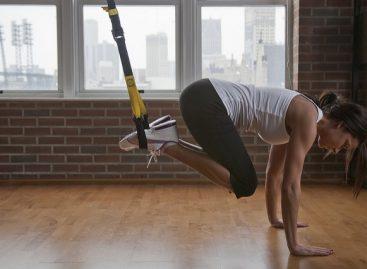 Allenamento al TRX: Gli esercizi più efficaci