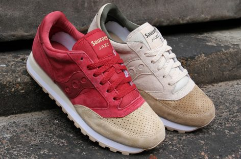 Saucony Jazz: Scarpe da running fashion