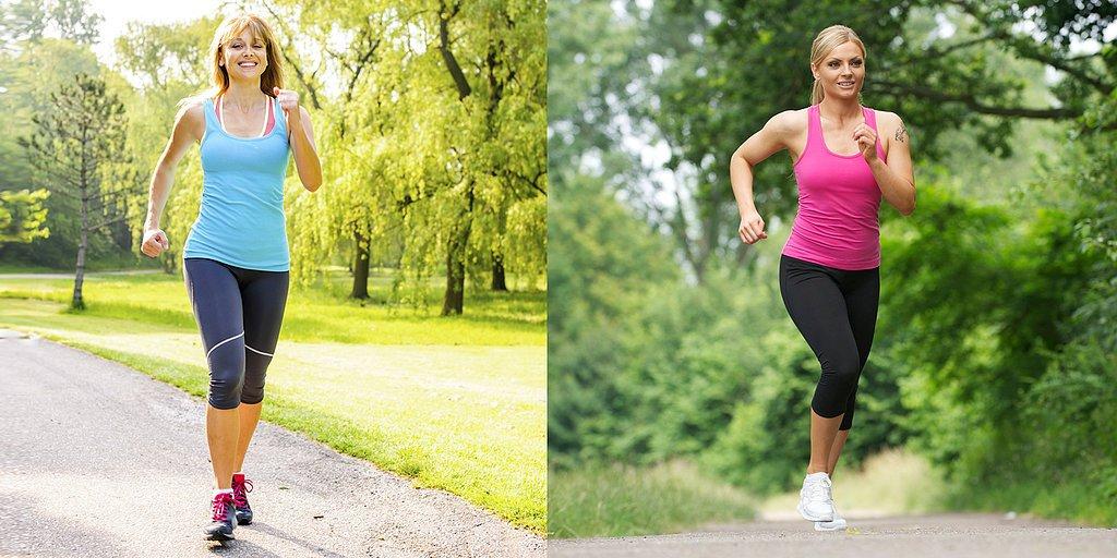 allenarsi con fitwalking