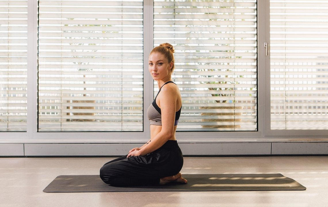 yoga e energia