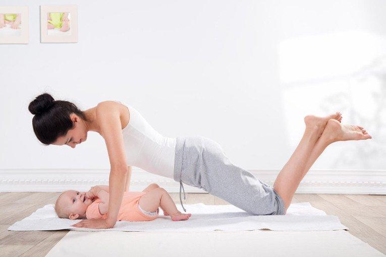 allenamento post parto