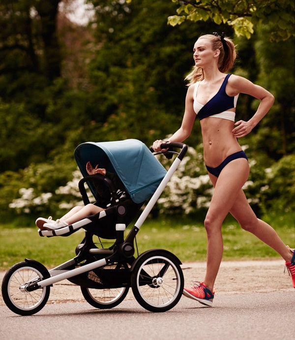 passeggino per jogging