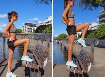 Step Up: L'esercizio efficace per scolpire i glutei