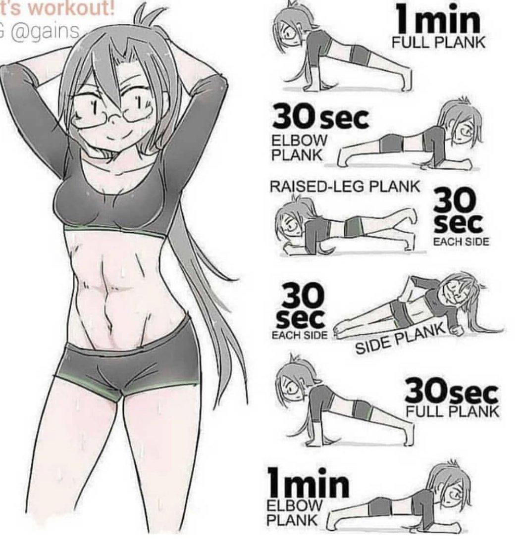 esercizio addominali post parto