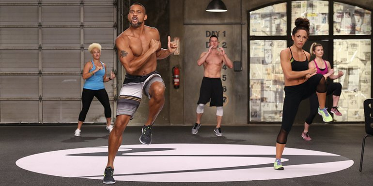 allenarsi con Insanity Workout