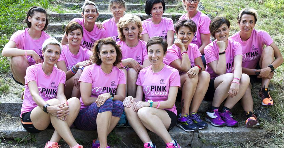 pink is good cancro al seno