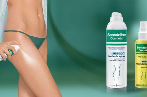 Somatoline snellente spray funziona