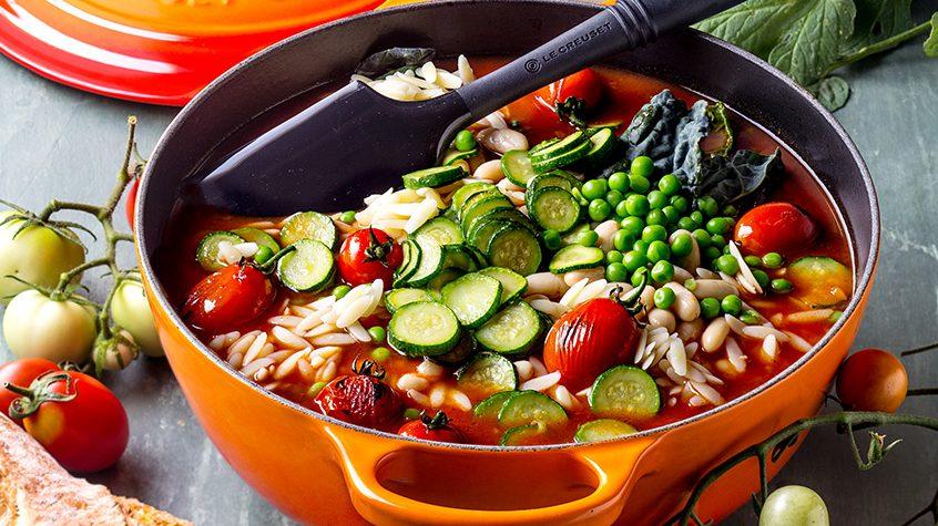 Dieta del minestrone esempio