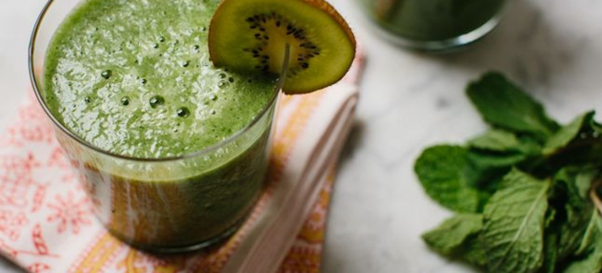 Ricette di Centrifugati: #Centrifugato di kiwi