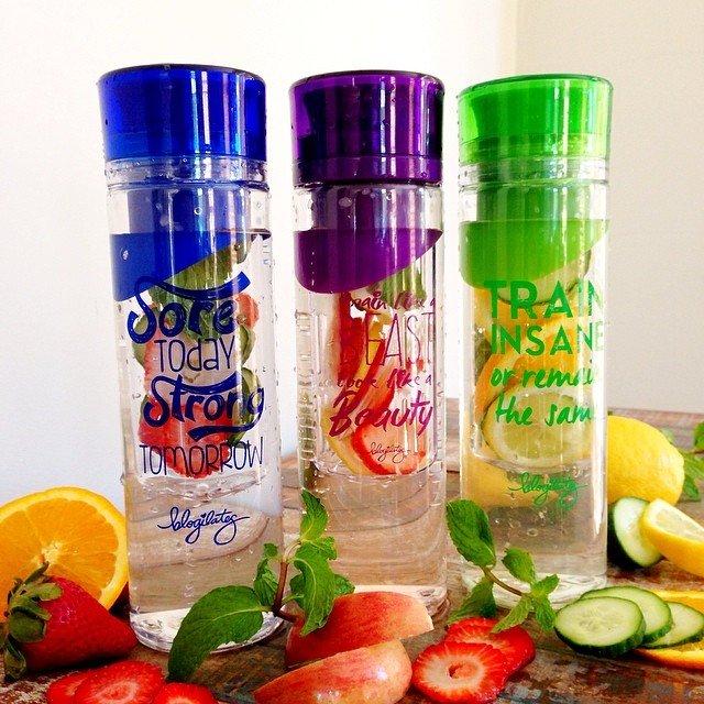 acqua detox bottiglia