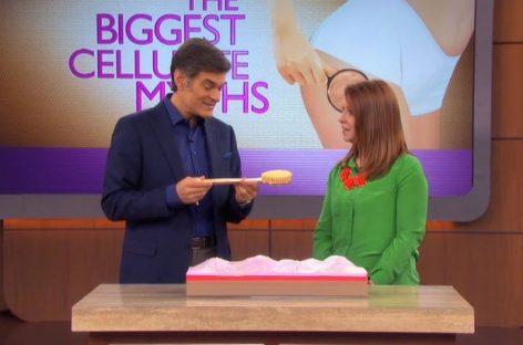Dottor Oz: Rimedi efficaci contro la cellulite