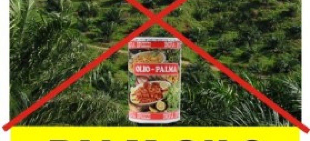 Colazione senza olio di palma