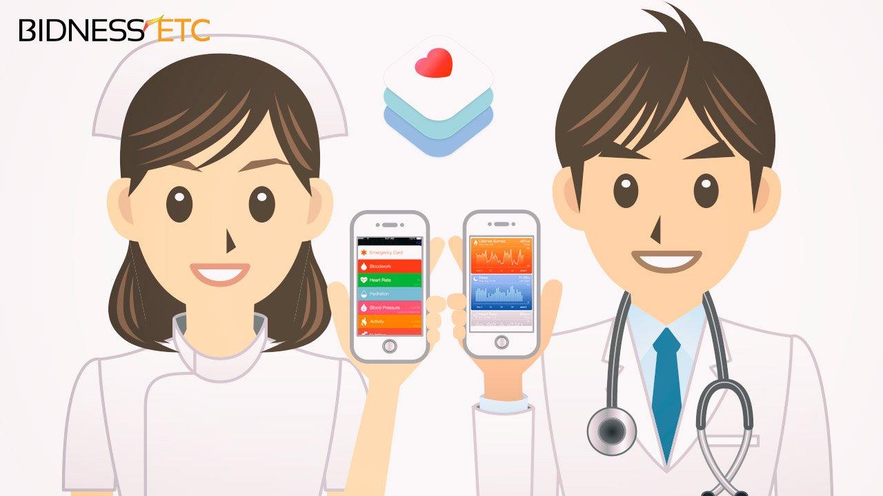 app sulla salute Apple