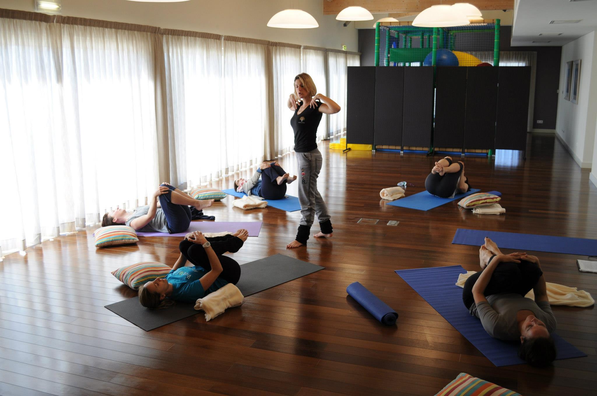 Yoga per vacanza sportiva in Portogallo