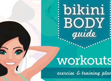 Gli autori di Bikini Body Training: Kayla Itsines e Tobi Pearce