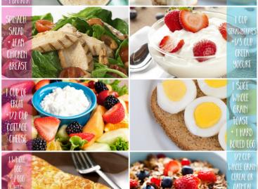 Cosa mangiare prima dell'allenamento e dopo