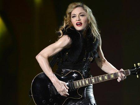 Braccia toniche di Madonna