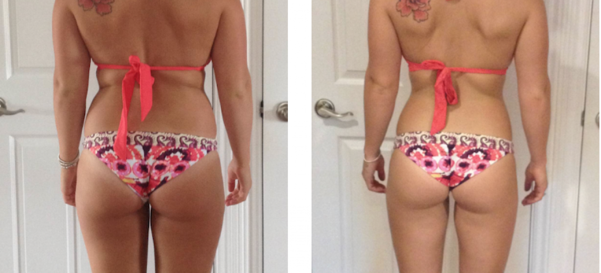 Sesta settimana: Bikini Body Guide