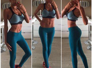 Sonia Tlev: Chi è la fitness blogger francese