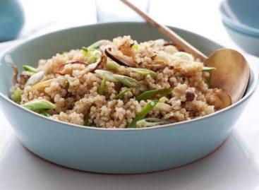 Perchè mangiare quinoa
