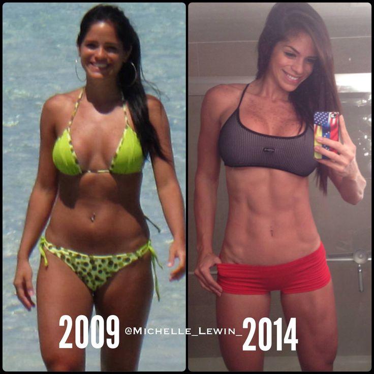 La trasformazione di Michelle Lewin