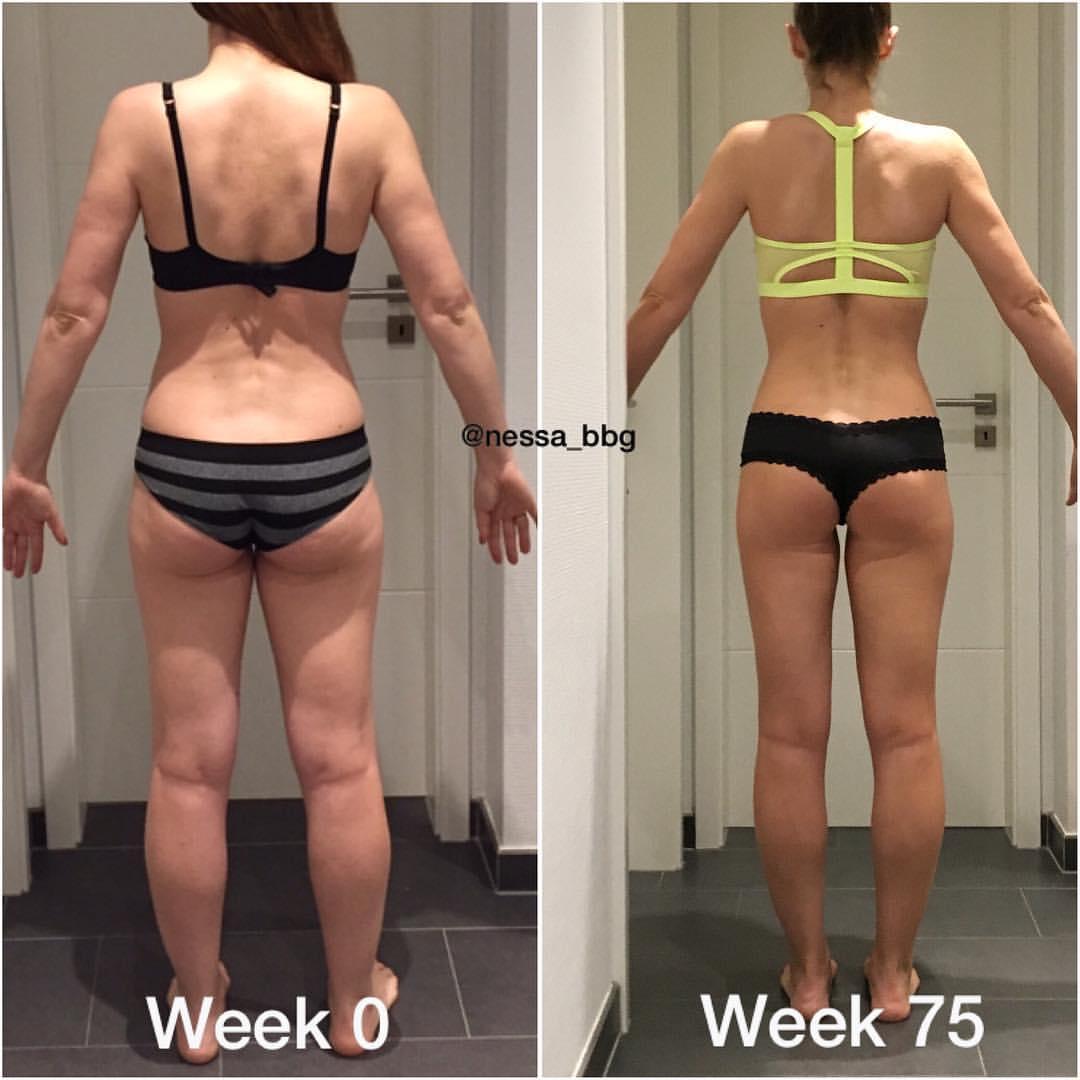 Bikini Body Guide prima e dopo risultati