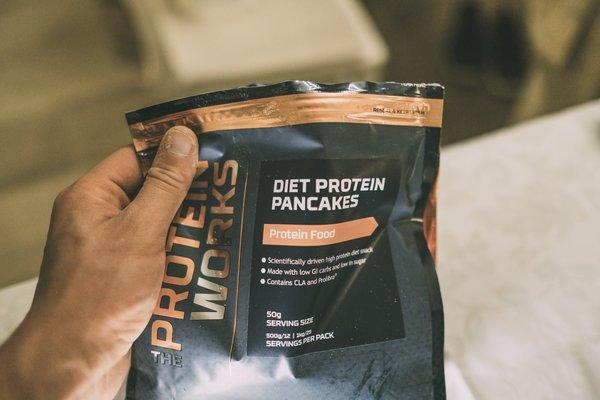 Preparato per pancakes proteico The Protein Works