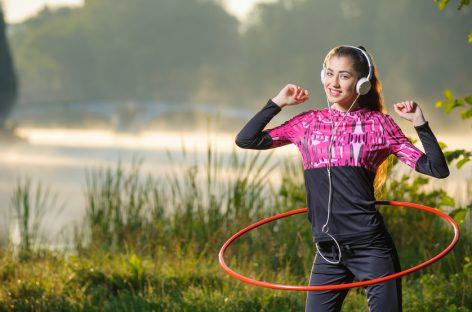 Hula Hoop Workout per dimagrire