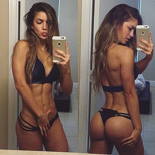 Anllela Sagra modella fitness