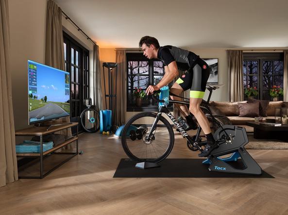 bici da casa virtuale