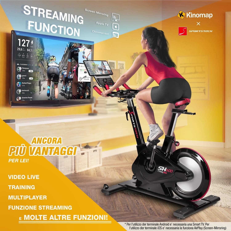 spink bike tecnologica con app