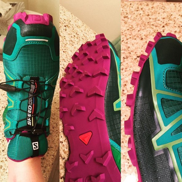 Salomon Speed Cross 4 recensione