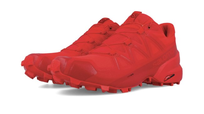 Salomon Speedcross 5 rosse
