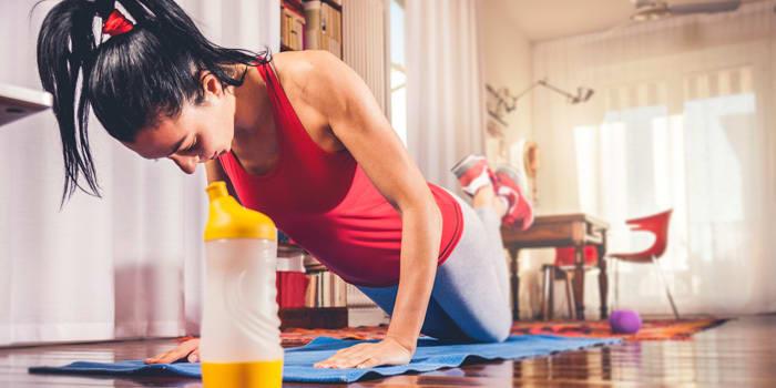 Come allenarsi a corpo libero