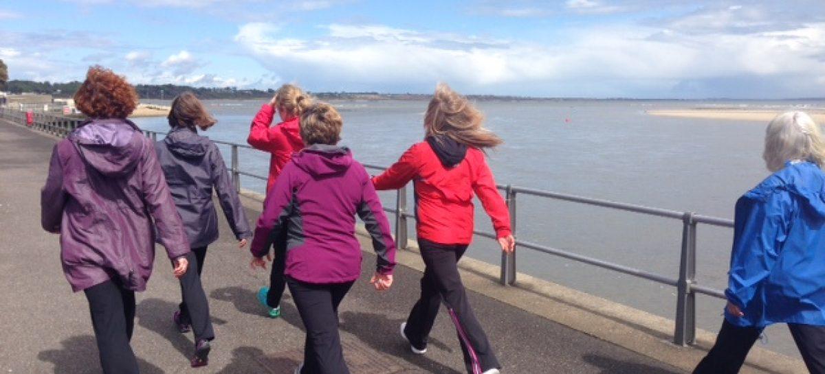 Fitwalking: Camminare è una disciplina sportiva