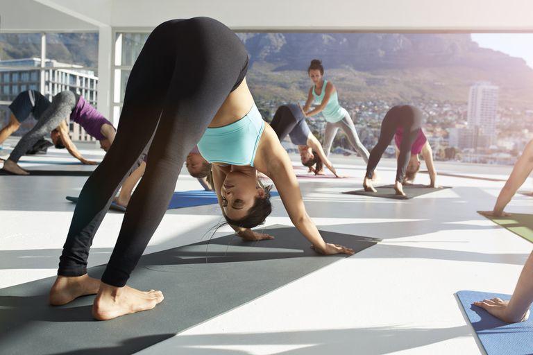 Hatha Yoga corso