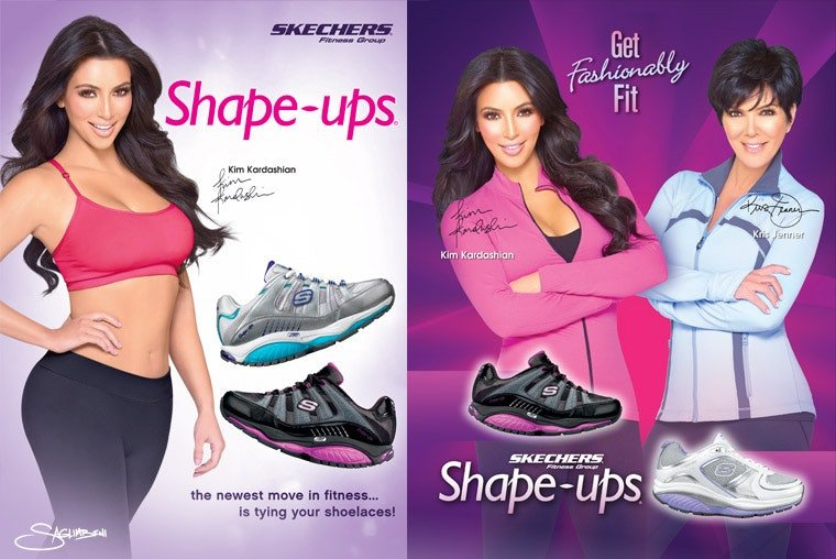 Skechers Shape Up