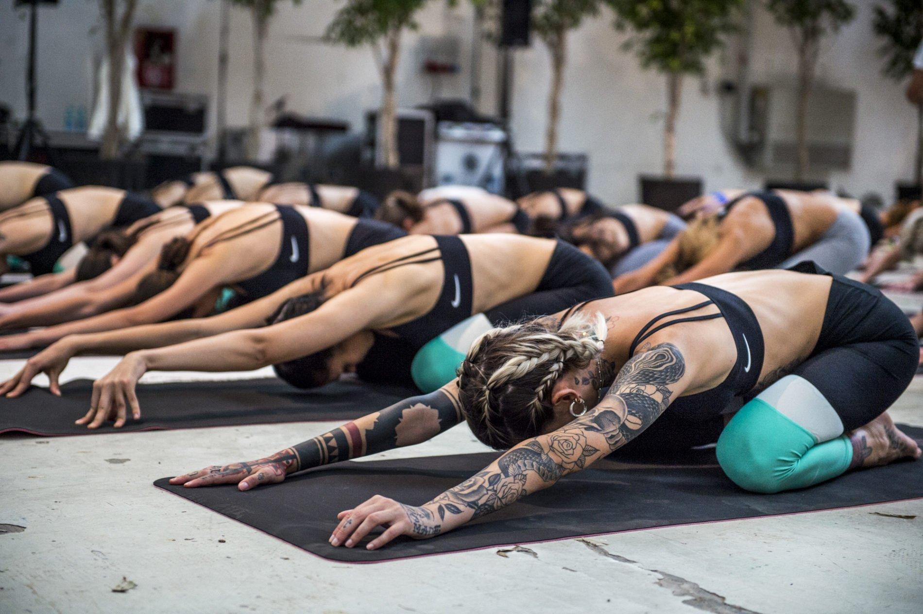 Tipologie di yoga