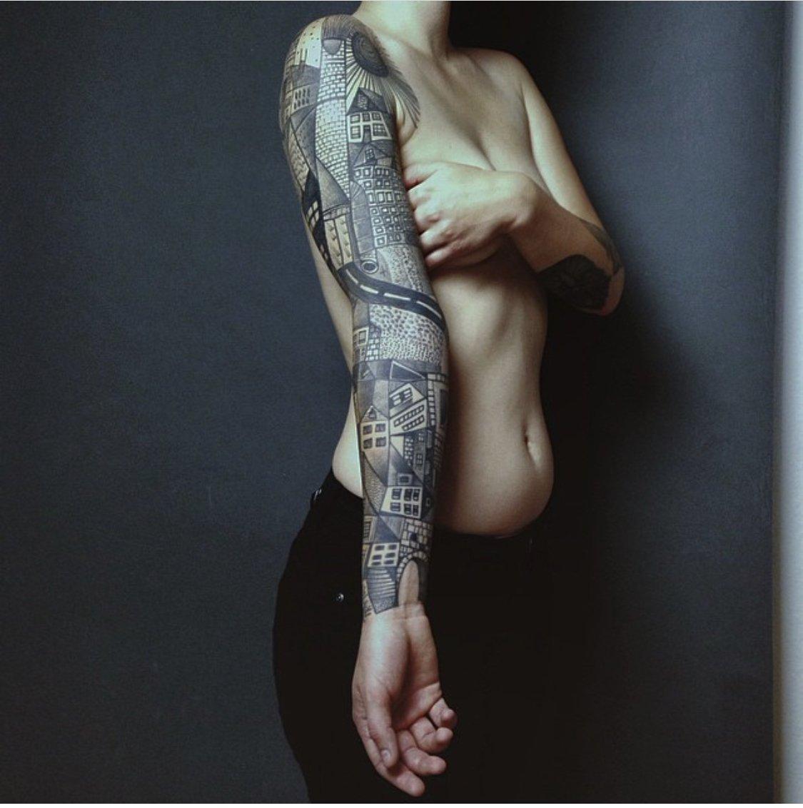 Tatuaggi femminili più belli
