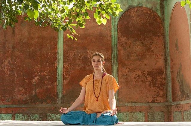 lasciare andare con la meditazione