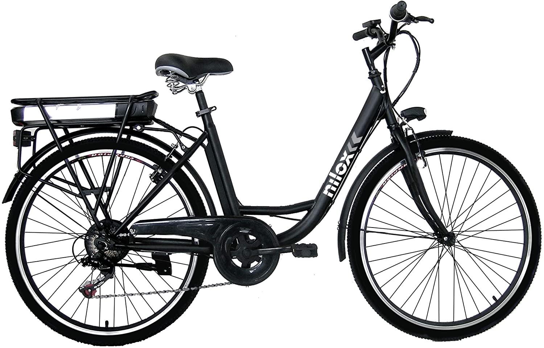 Nilox J5 bicicletta elettrica italiana
