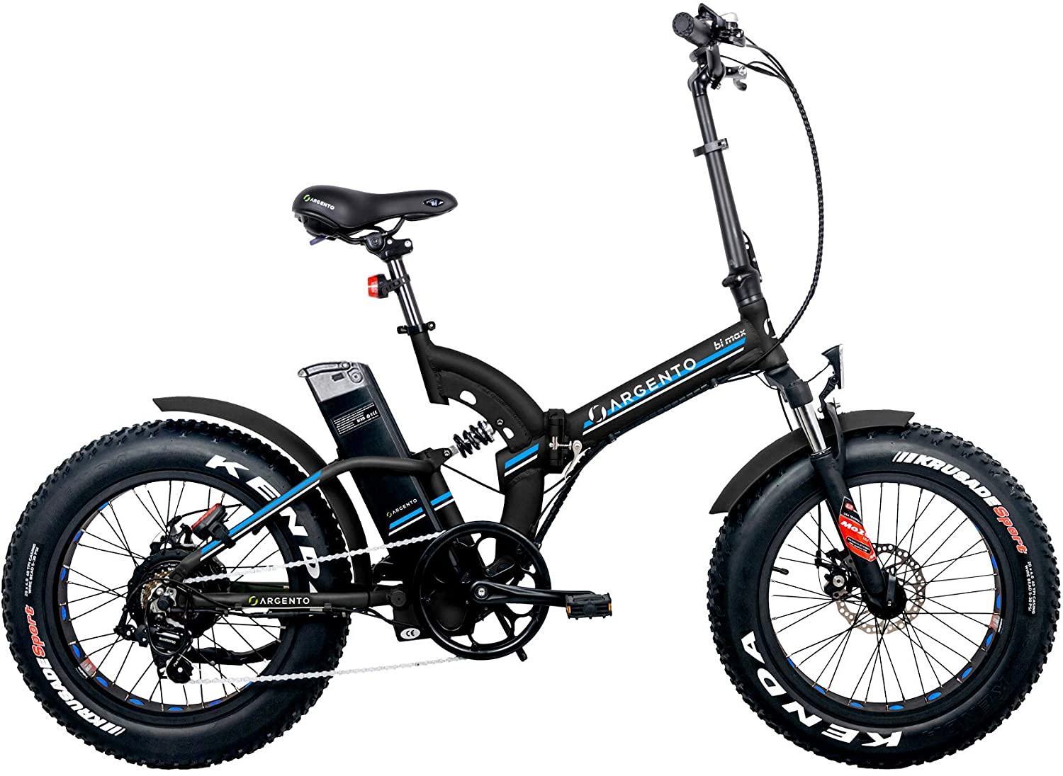 acquista e-bike argento